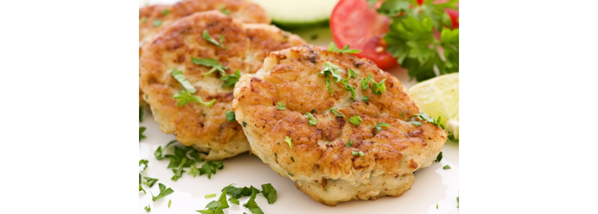 Ricetta Per Un Delizioso Hamburger Di Pesce